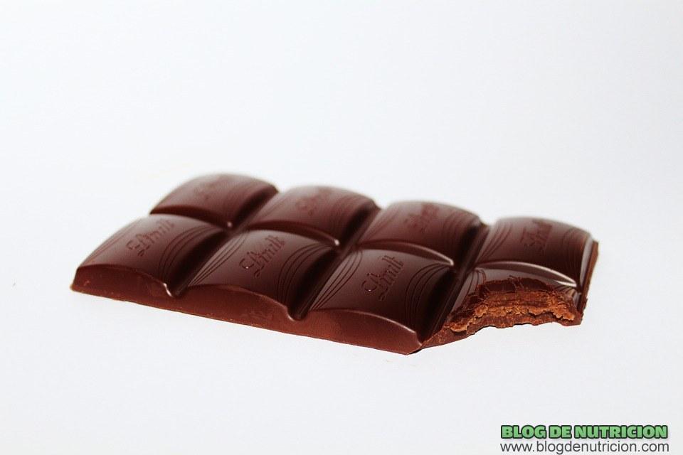 chocolate para cenar