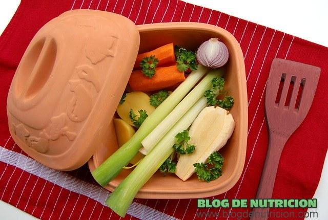 comida muy saludable