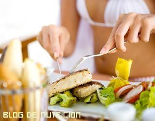comidas sanas anti-grasa