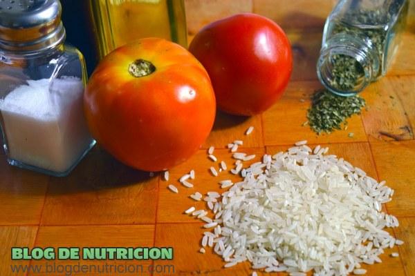 Arroz integral vs arroz blanco