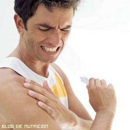 dolor de brazos