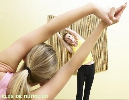 Cómo mejorar la flexibilidad de los brazos
