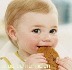 postres saludables para niños