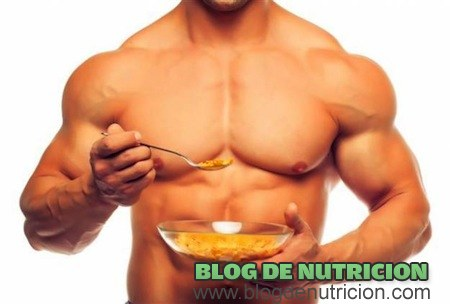 nutrición deportiva con hidratos