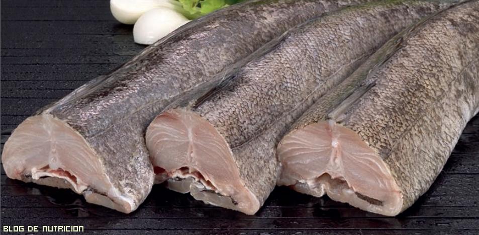 ejemplos de pescado blanco