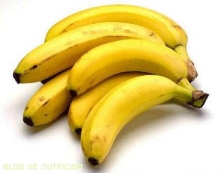 remedios naturales con plátanos