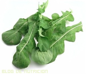 Verduras para alimentación