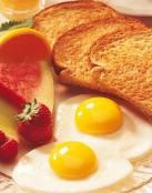Desayuno apropiado para la musculación