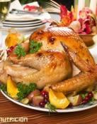 Ideas bajas en calorías para el menú navideño