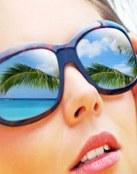 Cuidado de los ojos en verano
