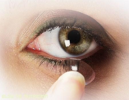 Tipos de lentillas: ventajas e inconvenientes