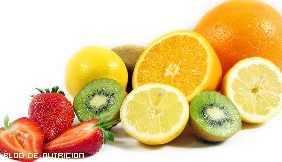 frutas para mantener las defensas